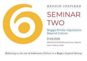 Reggio Inspirations Beyond Culture