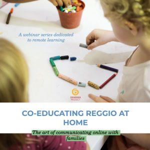 Co-Educating Reggio at Home