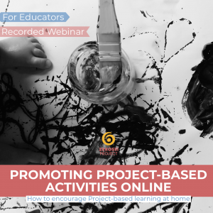 Promoting Project-Based Activities Online – Recorded Webinar
