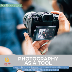 Photography as a Tool