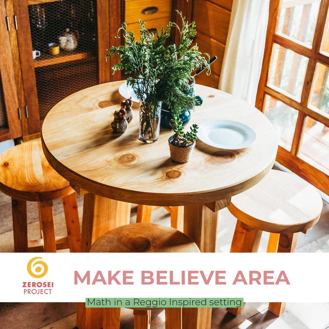 Make Believe Area