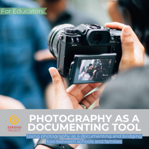 Photography as a Documenting Tool