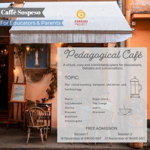Pedagogical Café – November