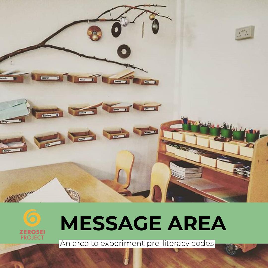 Message Area