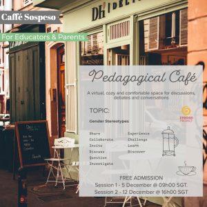 Pedagogical Café – December