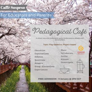 Pedagogical Café – January 2021