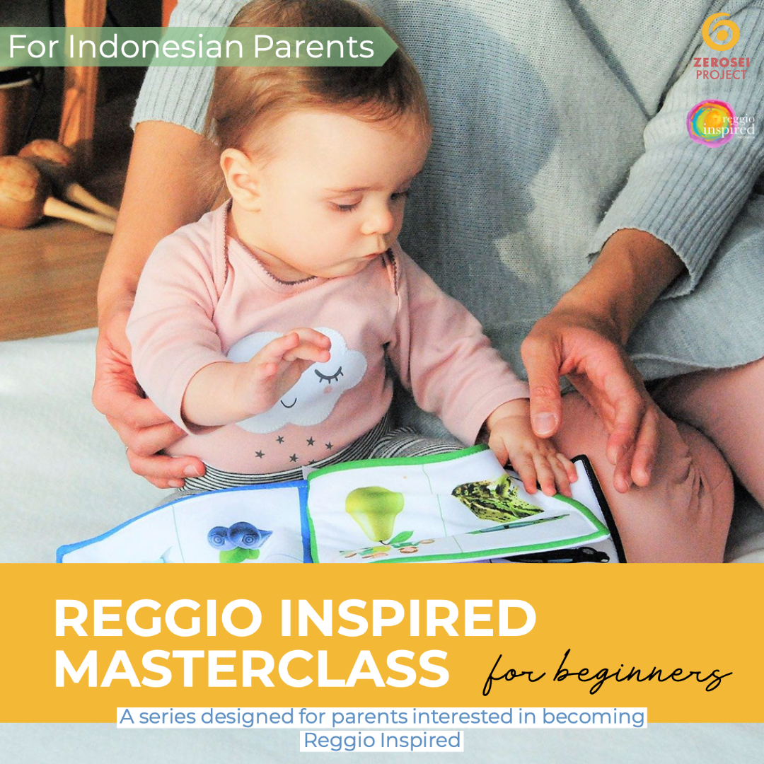 Reggio Inspired Parents Masterclass