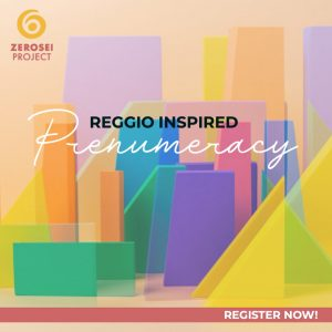 Reggio Inspired Prenumeracy