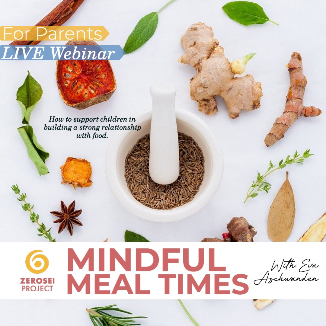 Mindful mealtimes