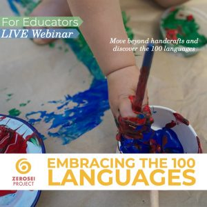 Embracing the100 Languages- Beyond Handcrafts