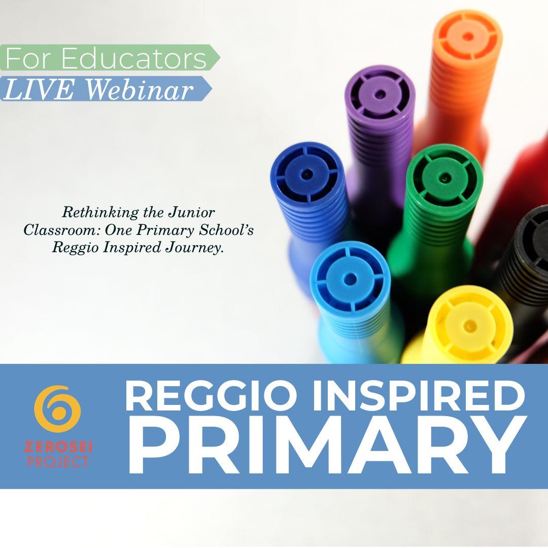 Reggio Inspired Primary